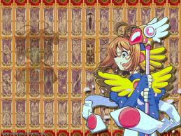 sakura and the clow cards