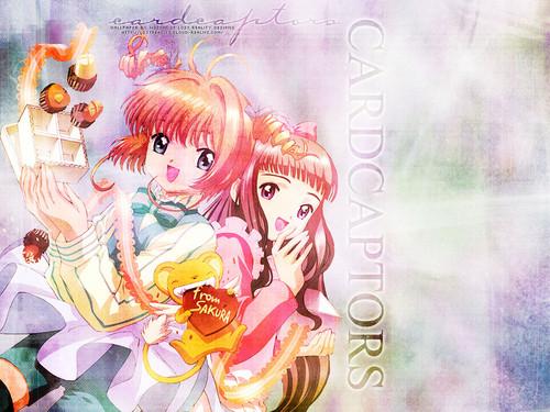 sakura,tomoyo and kero