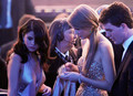 sele and tay - taylor-swift-and-selena-gomez photo