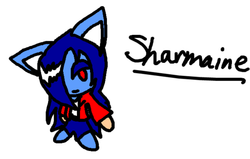 sharmaine again