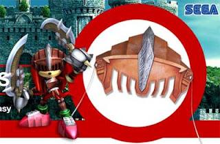 sonic-gawain-mask-papercraft