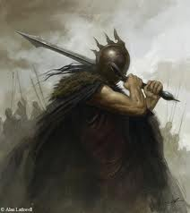 the dark Wölfe ..the ones that do what ther master tells them to do