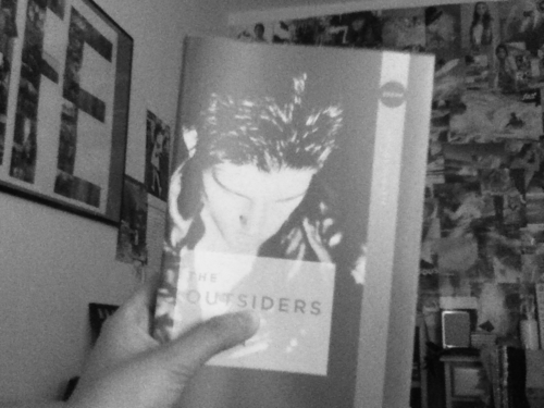 The Outsiders wallpaper probably containing a street called the outsiders