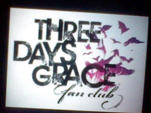 tatlong araw palugit wolpeyper titled three days grace logo