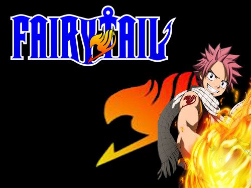 Fairy Tail wallpaper with anime entitled usuitakumi77