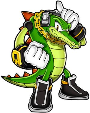 vector the krokodil