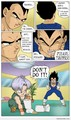vegeta hates worms