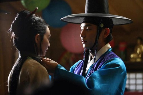 """Arang And The Magistrate"""