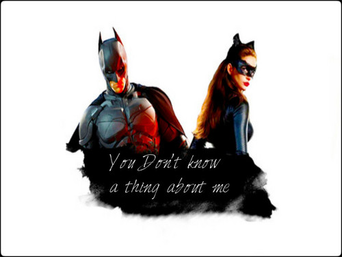 ☆ batman & Catwoman ★