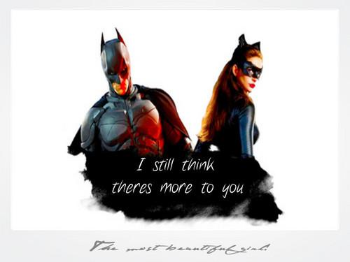 ☆ ব্যাটম্যান & Catwoman ★