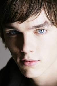 Nicholas Hoult wallpaper containing a portrait entitled ♥Cute Nicholas♥