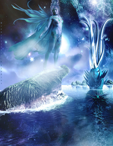 Fantasy images ><><Drifting Spirit><>< HD wallpaper and background photos