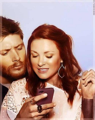 ~Jensen and Danneel~