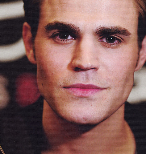 Paul Wesley wallpaper possibly containing a portrait called ♥♥ Paul Wesley ♥♥