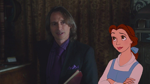 """Rumple, may I have my book back, please?"""