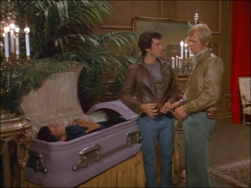 Starsky and Hutch (1975) Обои with a living room and a hot tub entitled ☆ Starsky & Hutch ☆