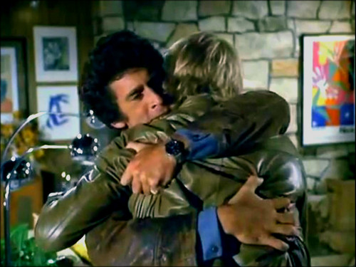 Starsky and Hutch (1975) Обои containing a green beret, a rifleman, and a navy печать titled ☆ Starsky & Hutch ☆