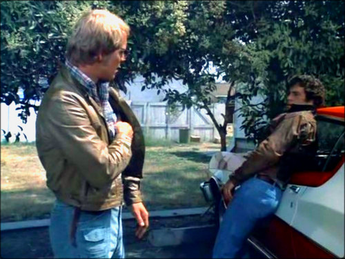 Starsky and Hutch (1975) Обои probably containing a улица, уличный entitled ☆ Starsky & Hutch ☆