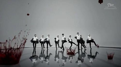 ♥Super Junior - SPY MV!♥