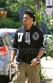 Tristan Wilds seen walking in Soho - tristan-wilds photo