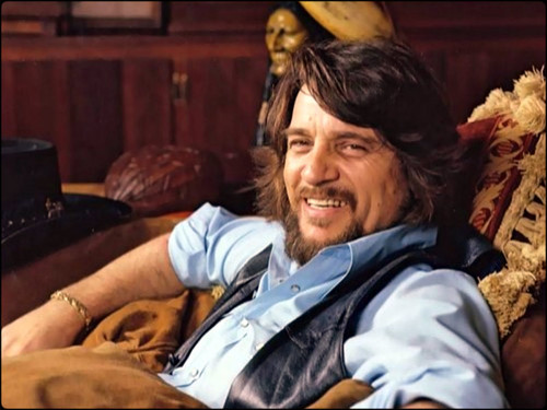 ☮ Waylon Jennings ✫ - the-highwaymen Wallpaper