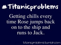 #titanicproblems - titanic fan art