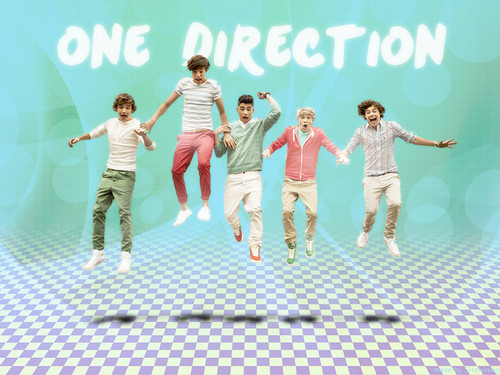 1d oh yeah!! - one-direction Wallpaper