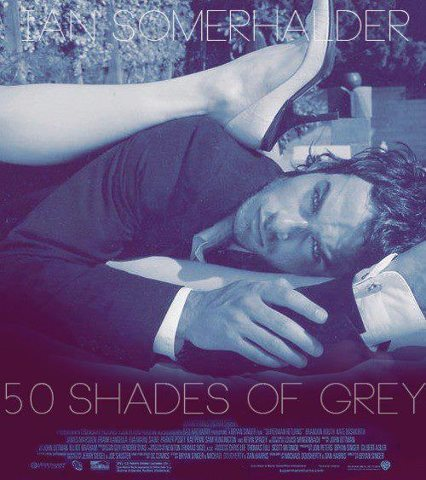 Fifty Shades-Trilogie Hintergrund probably containing a portrait and skin titled 50SOG/Fanmade