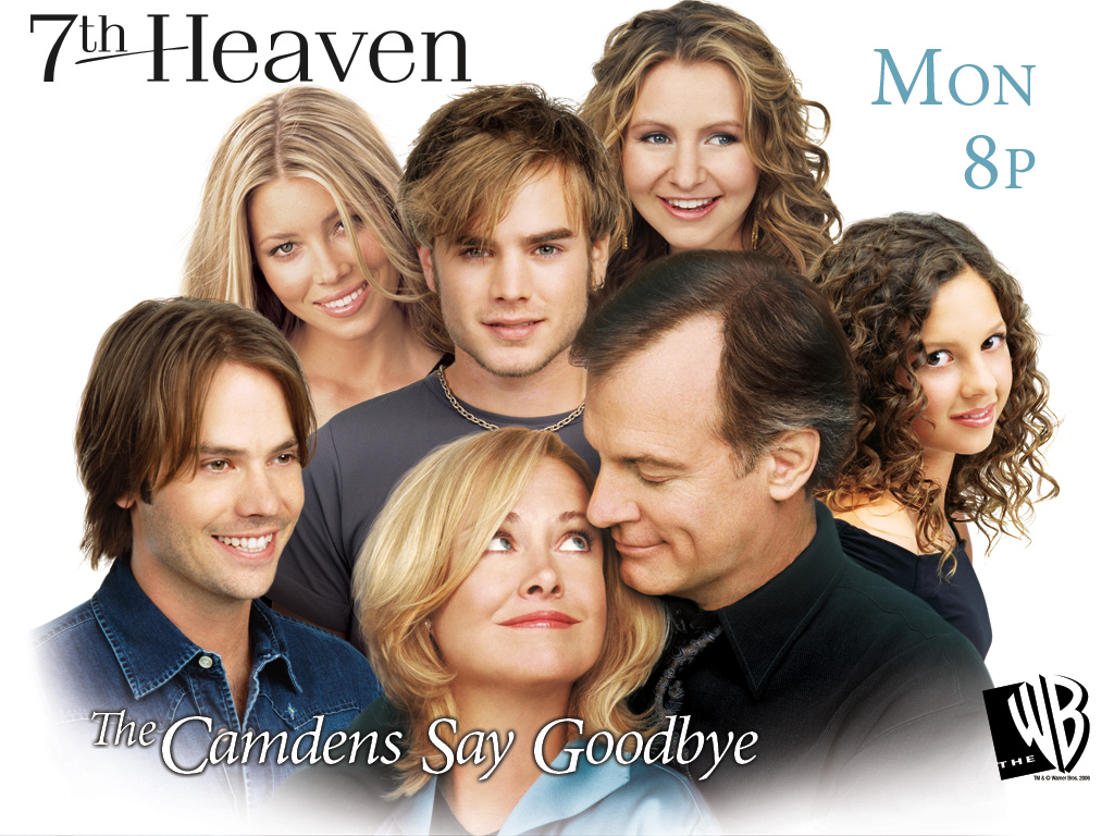 7th heaven 7th heaven wallpaper 31820260 fanpop for 7 a la maison saison 1