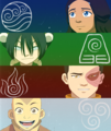 ATLA - avatar-the-last-airbender fan art