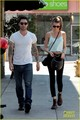 Adam & Behati leave Mustard Seed Cafe in Los Feliz - adam-levine photo