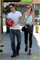 Adam &amp; Behati leave Mustard Seed Cafe in Los Feliz - adam-levine photo