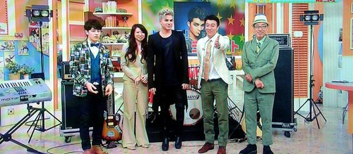 Adam Lambert In Tokyo - adam-lambert Photo