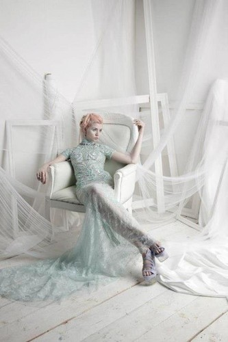 Allison Harvard for L'officiel Middle East (Arabic)/consumer Magazines