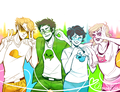 Alpha Kids - homestuck-fans photo