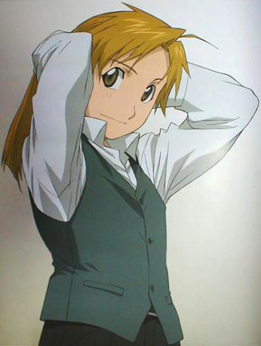 Alphonse Elric fondo de pantalla called Alphonse