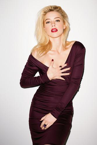 Amber por Terry Richardson