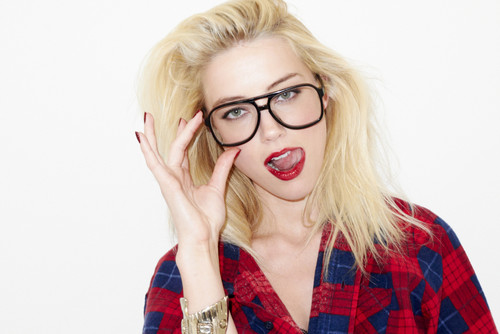 Amber kwa Terry Richardson
