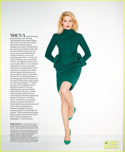 Amber for NYT Magazine