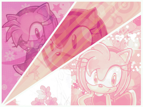 Amy Rose Wallpaper