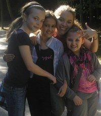 Amy, Saffron (Coomber), Jessie and Mia! <3