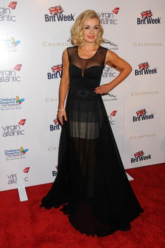 An Evening With Piers Morgan benefit in Beverly Hills