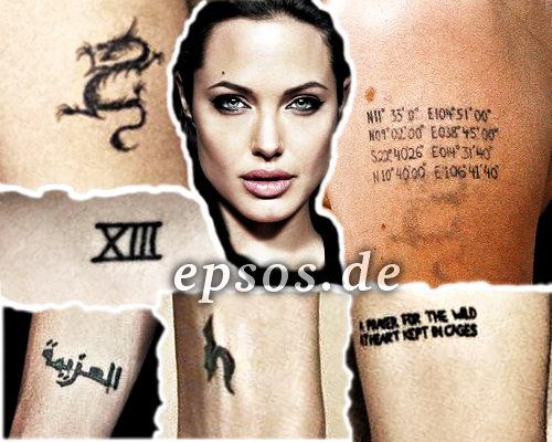 Angie's tattoo
