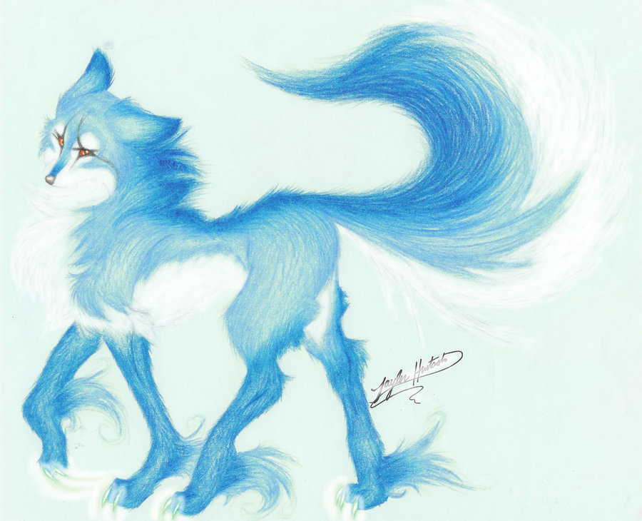 Aqua. (For SilverWings13)