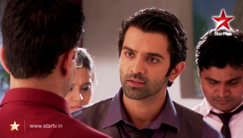 Barun Sobti wallpaper probably containing a business suit and a portrait called Arnav
