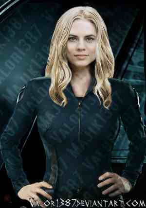 Art Conception of Hayley Atwell as Sharon Carter