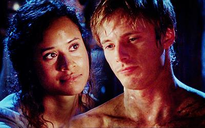 Arthur & Gwen Pendragon