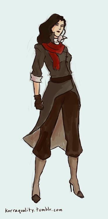 Asami as Mako