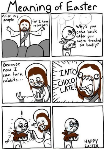 Atheism Funnies <3