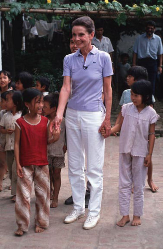 Audrey - Unicef - audrey-hepburn Photo